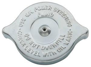 1967-68 El Camino Power Steering Fluid Cap, Big-Block