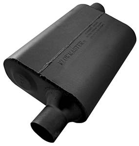 "Muffler, High-Performance 40 Series (2 Chamber) 2-1/2"" I/O, by FLOWMASTER"