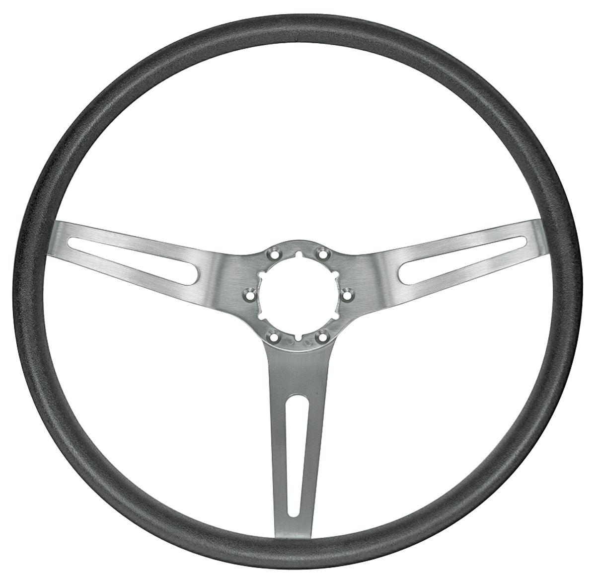 Photo of Steering Wheel, 3-Spoke black