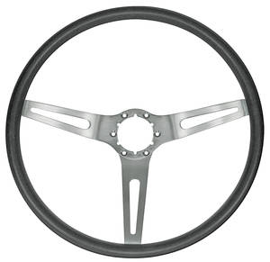 1969-70 Skylark Steering Wheel, Three-Spoke