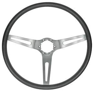 1969-70 Skylark Steering Wheel, Three-Spoke