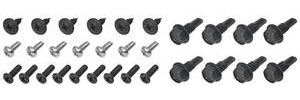 1968-72 El Camino Console Screw Kit