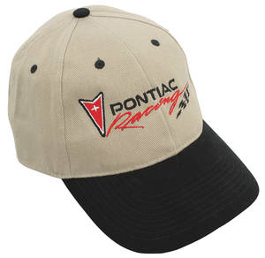 1961-1973 LeMans Pontiac Racing Hat Tan, by Hot Rods Plus