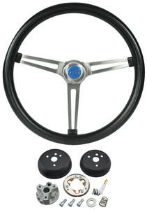 1964-1965 Chevelle Steering Wheel, Classic Chevrolet, by Grant