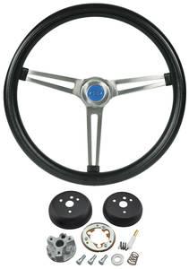 1964-65 Chevelle Steering Wheel, Classic Chevrolet
