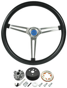 1967-1968 Chevelle Steering Wheel, Classic Chevrolet, by Grant