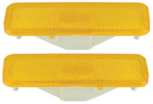 Marker Light, Front Side (1982-87 El Camino/1982-83 Malibu)