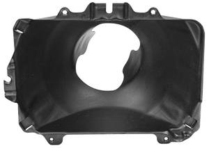 1982-1987 El Camino Headlight Mounting Buckets Outer, by GM