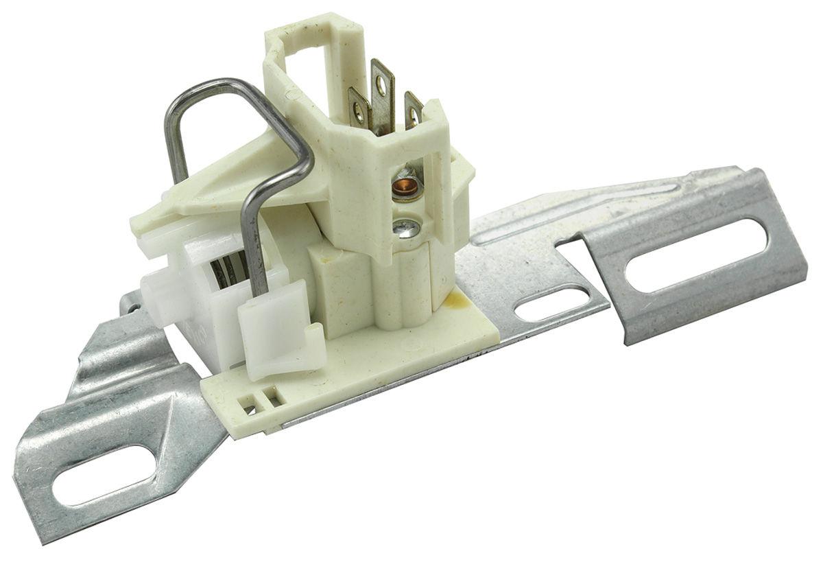 Monte Carlo Headlight Dimmer Switch On Steering Column