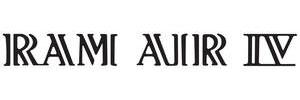 "GTO Hood Decal, 1969-70 ""Ram Air"" RA IV (Black), by RESTOPARTS"