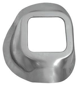 1968-72 Chevelle Tunnel Plate, Steel w/o Console, Premium