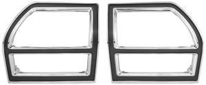 Tail Lamp Bezel, 1969 Chevelle