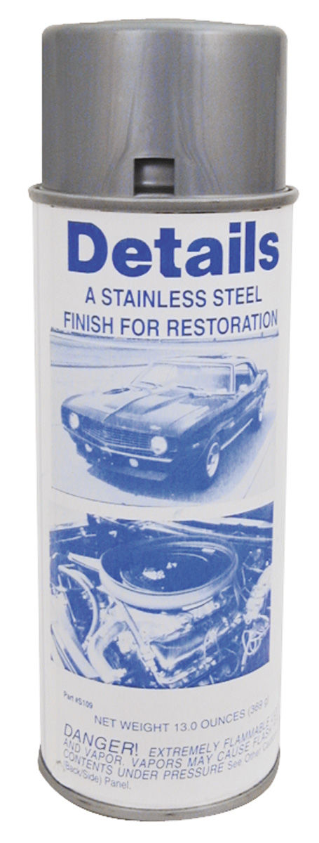 Photo of Stainless Steel Paint (13-oz.)