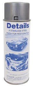 1978-88 Malibu Stainless Steel Paint 13-oz.