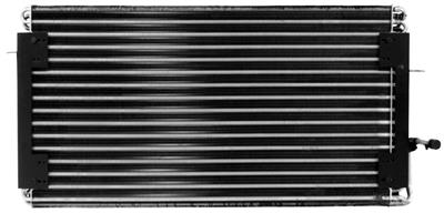1967-1967 Chevelle Air Conditioning Condenser