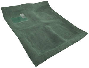 1968-72 El Camino Carpet, Premium One-Piece Automatic, by Trim Parts