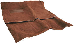 1968-1972 Skylark Carpet, Original Style Molded 4-Speed, 2-dr.