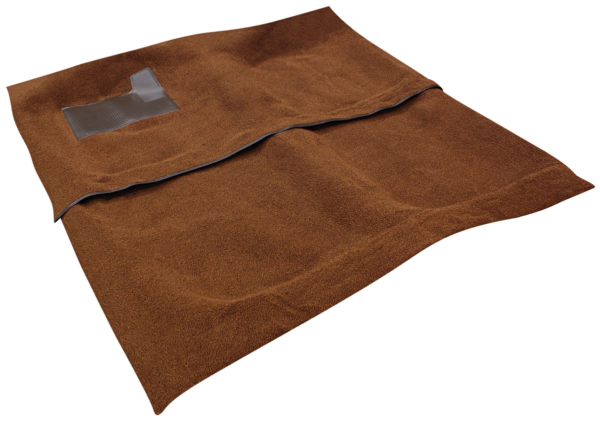 Photo of Carpet, Original Style Molded Bonneville & Catalina, 4-dr. (loop) (2-pieces)