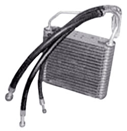 1960-1960 Cadillac Air Conditioning Evaporator - with HGBV on Fenderwell (Late 1960), by Old Air Products