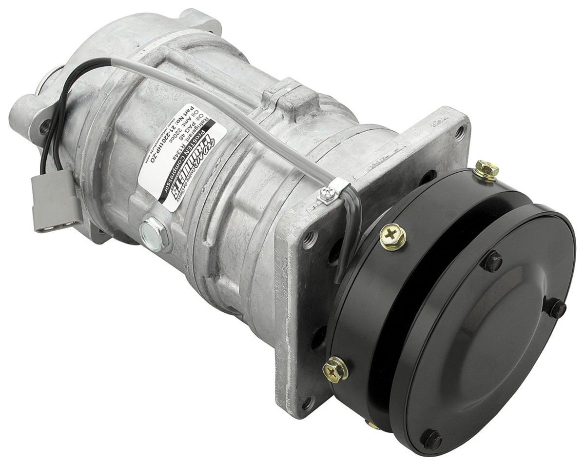 """Photo of Air Conditioning Compressor, """"Pro6Ten"""" High-Pressure Switch (Single Pulley)"""