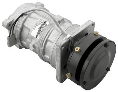 """Air Conditioning Compressor, """"Pro6Ten"""" Superheat Style (Single Pulley)"""