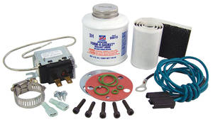 1962-1965 Grand Prix Suction Throttling Valve Update Kit (Early '65), by Old Air Products