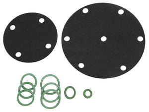1959-1961 Bypass Valve Rebuild Kit, Hot Gas Bonneville/Catalina
