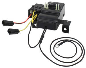 1964-68 Eldorado Automatic Temperature Control Master Switch