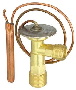 1959-1961 Catalina AC Expansion Valve, Factory Bonneville/Catalina, w/o Equalizer, by Old Air Products