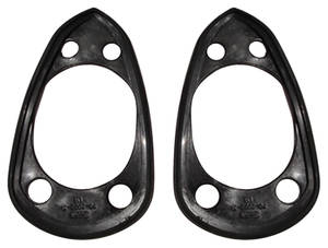 1954-56 Cadillac Air Intake Scoop Mounting Pads, by Steele Rubber Products