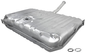 1970-72 Cutlass Fuel Tank 3 Vent, w/EEC, w/Neck, 17-Gal.