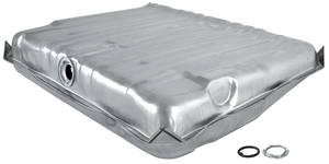 1966-67 Skylark Fuel Tank Zinc-Coated No Vent, 20-Gal., w/o Neck