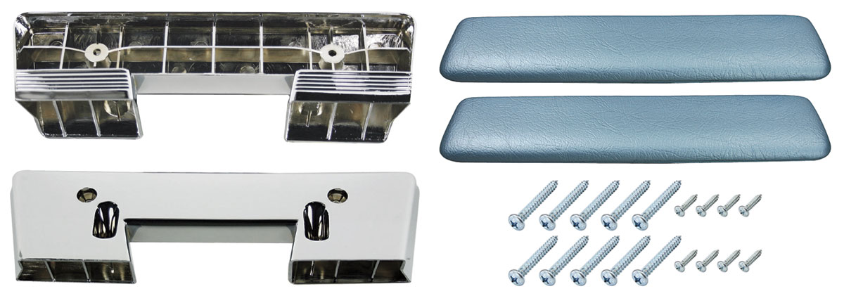 Photo of Armrest Kits, Corvair Complete Front
