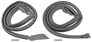 1978-1987 T-Type Roof Rail Weatherstrip