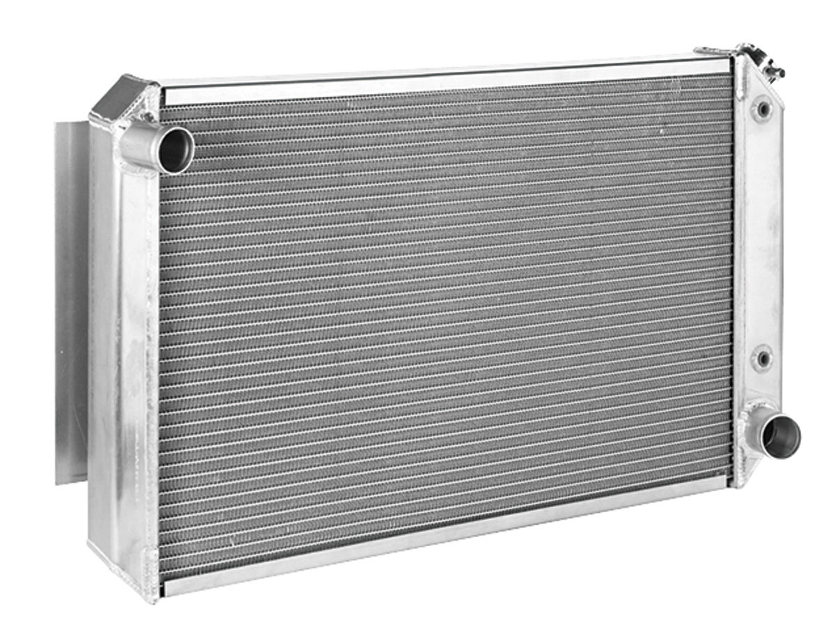"Photo of Radiator, Aluminum 33"" X 19"" MT, natural"