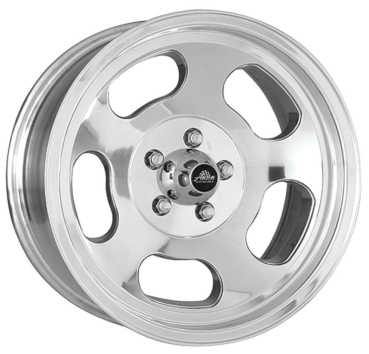 "Photo of Wheel, Ansen Sprint Mag 15"" x 8"" (B.S. 4-1/2"") ""0"" offset"
