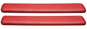 1963-64 Riviera Armrest Pads, Front Standard