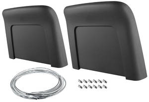 1967-1968 Tempest Seatback Kits, Premium (Strato Bucket) Bucket Seat (Seatbacks), by RESTOPARTS