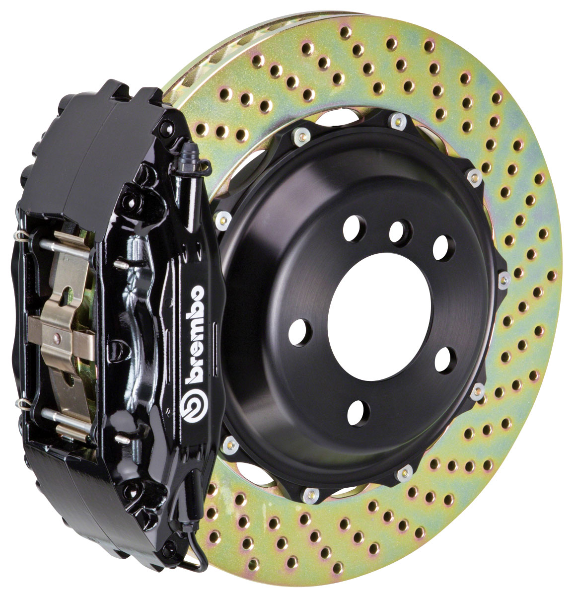 Brembo Escalade Ext Brake Set Gt Systems Rear 355mm 2pc