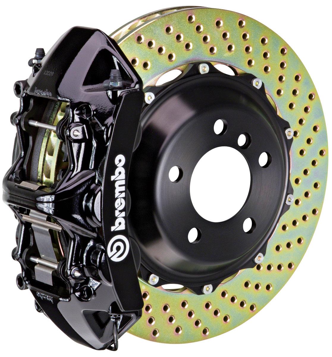Brembo Brake Set Gt Systems Front Xlr Xlr V 355mm 2pc