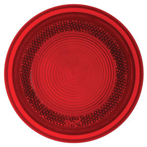 Catalina Tail Lamp Lens, 1960, by TRIM PARTS
