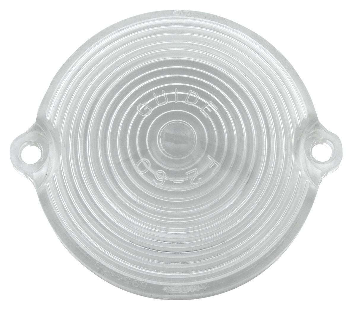 Photo of Parking Lamp Lens, 1960