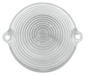Bonneville Parking Lamp Lens, 1960