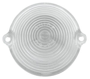 Bonneville Parking Lamp Lens, 1960, by TRIM PARTS