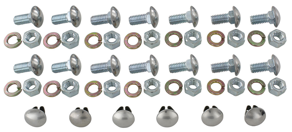 Photo of Bumper Bolt Kits (61-piece)