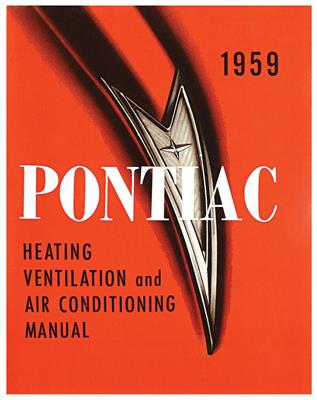 1959 Bonneville Pontiac AC Manual