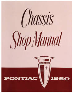 1960-1960 Catalina Chassis Service Manuals