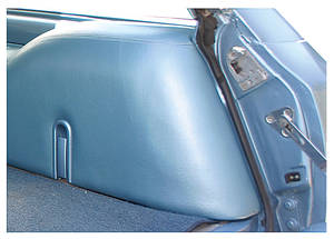 1965-1968 Bonneville Tailgate Weatherstrip (Bonneville & Catalina), by Steele Rubber Products