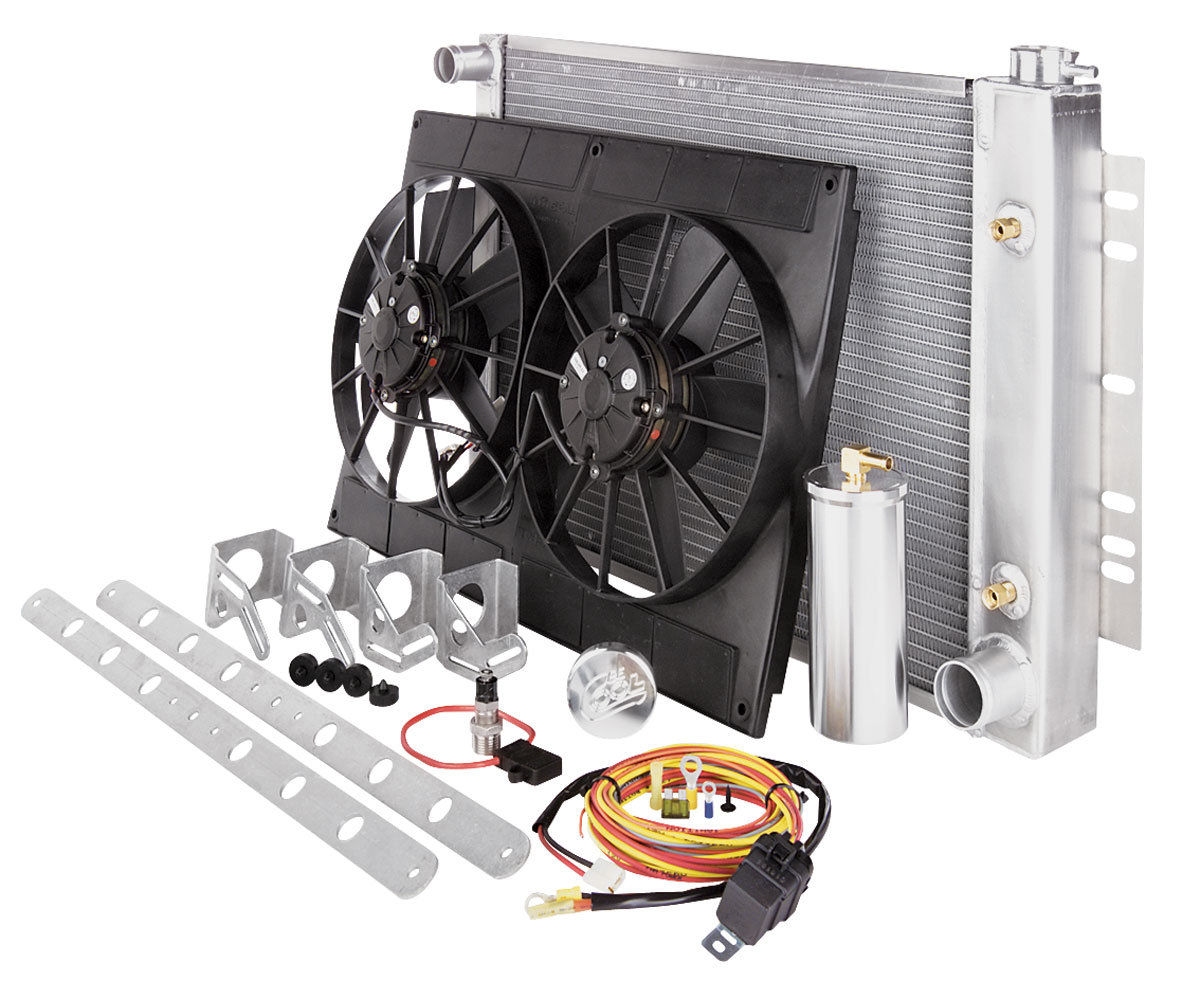 """Photo of Cooling Module Assembly, Total 18"""" X 27-1/2"""" X 2"""" MT, satin"""