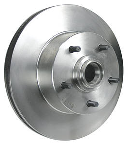 1969-1972 Cutlass Brake Rotor (Cutlass & 4-4-2) Front w/Disc, by CPP